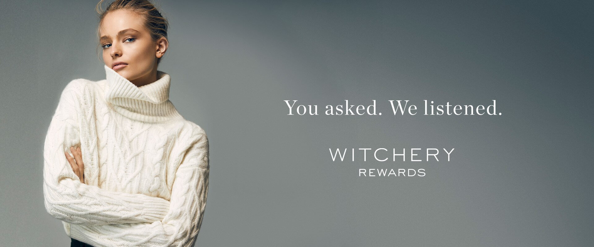 witchery you asked we listened