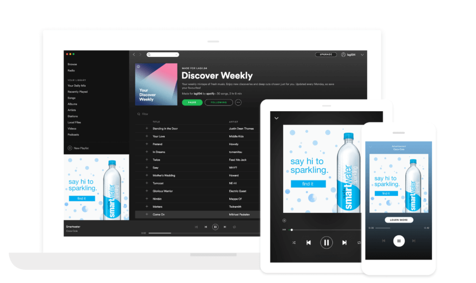 spotify for brands