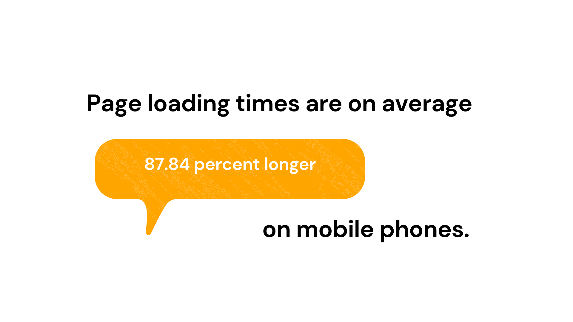 page loading times on mobile phones