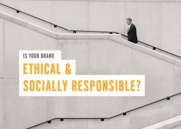 Trending: ethical brands and socially responsible marketing