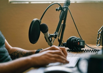 Listen up! here's how to start your own podcast